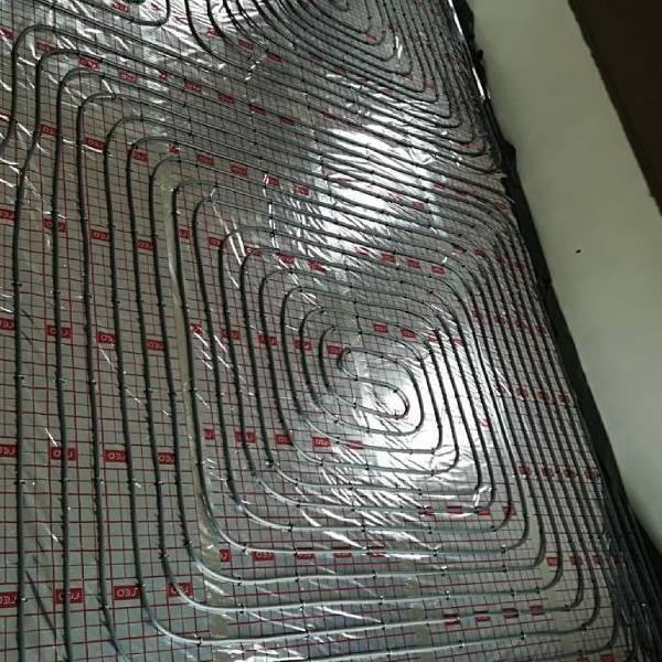 Rury ogrzewania podłogowego 10